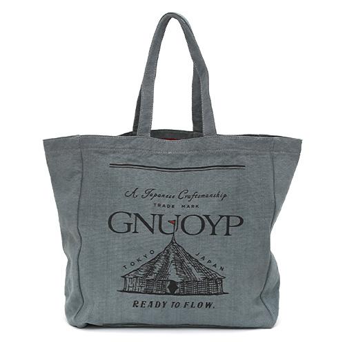 GNUOYP(ニュピ) キャンバストート スミクロ