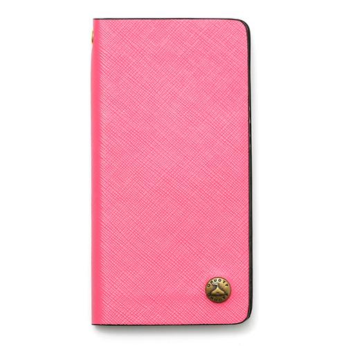GNUOYP(ニュピ) iPhone7 case (6対応) スマホケース ピンク