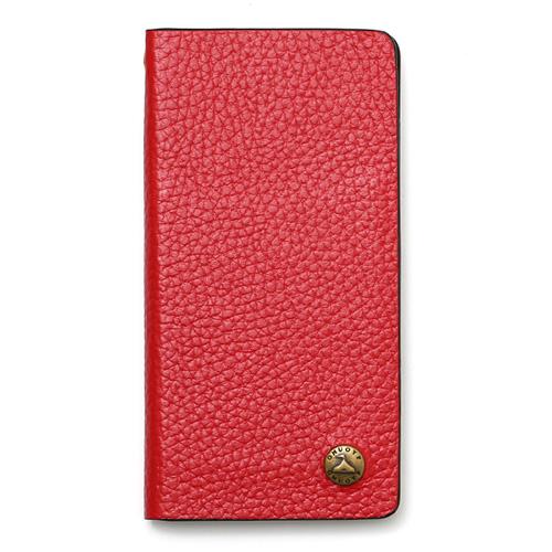 GNUOYP(ニュピ) iPhone7 case (6対応) スマホケース レッド