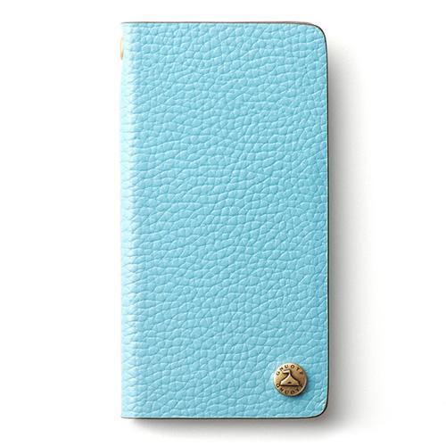 GNUOYP(ニュピ) iPhone7 case (6対応) スマホケース サックスブルー