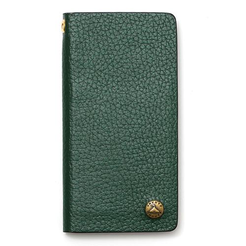 GNUOYP(ニュピ) iPhone7 case (6対応) スマホケース グリーン