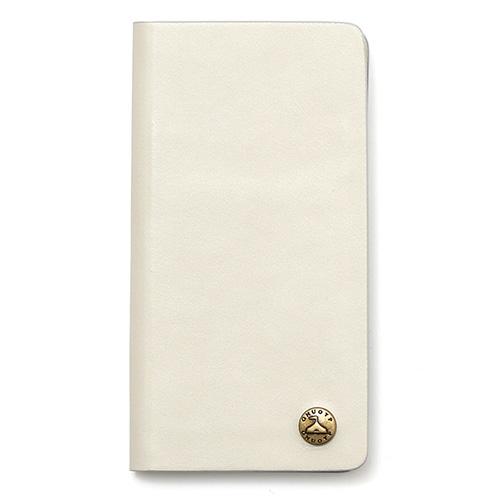 GNUOYP(ニュピ) iPhone7 case (6対応) スマホケース ライトグレー