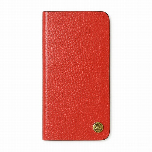 GNUOYP(ニュピ) iPhone X case (book) レッド