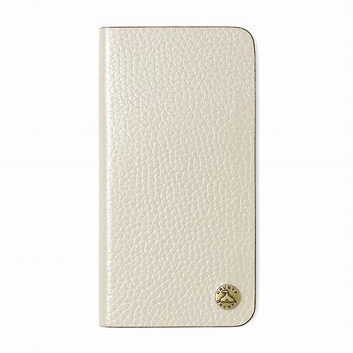 GNUOYP(ニュピ) iPhone X case (book) シャンパン