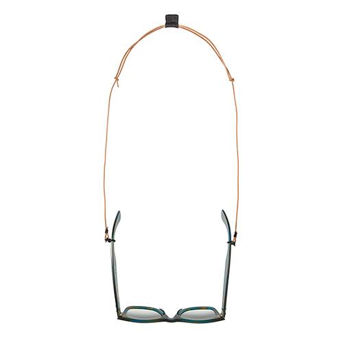 GNUOYP(ニュピ) GLASS CORD ナチュラル/ブラック